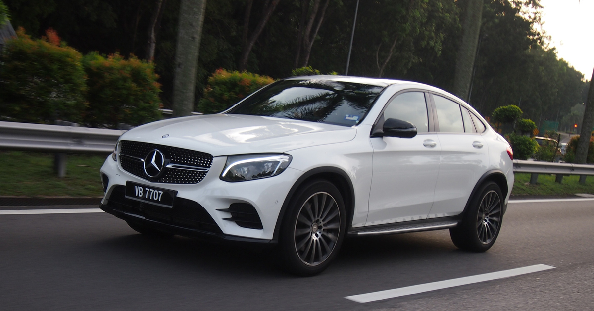 mercedes benz glc coupe why is this not. Black Bedroom Furniture Sets. Home Design Ideas