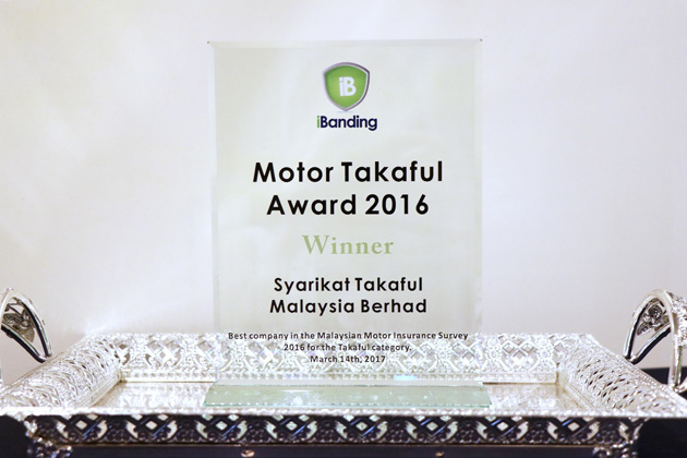 Allianz Malaysia Awarded Best Motor
