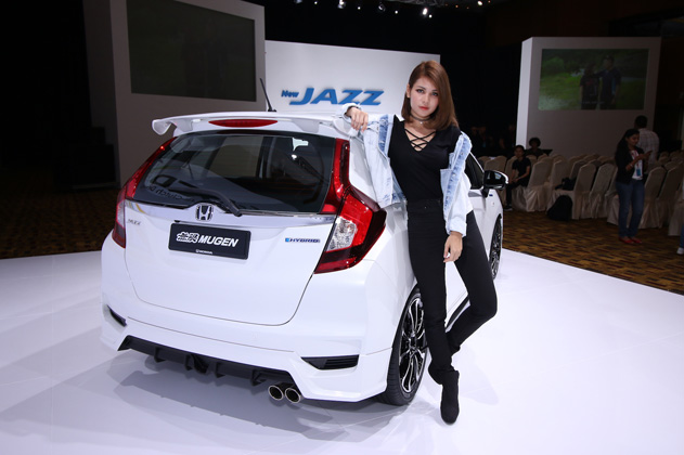 Asianautocom New Jazz Hybrid Is The Only Sport Hybrid In Malaysia