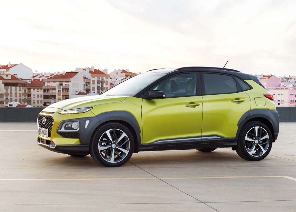 hyundai releases the kona crossover. Black Bedroom Furniture Sets. Home Design Ideas