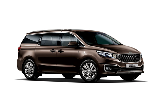 Asianauto com » There is a GRAND Kia MPV In showrooms now