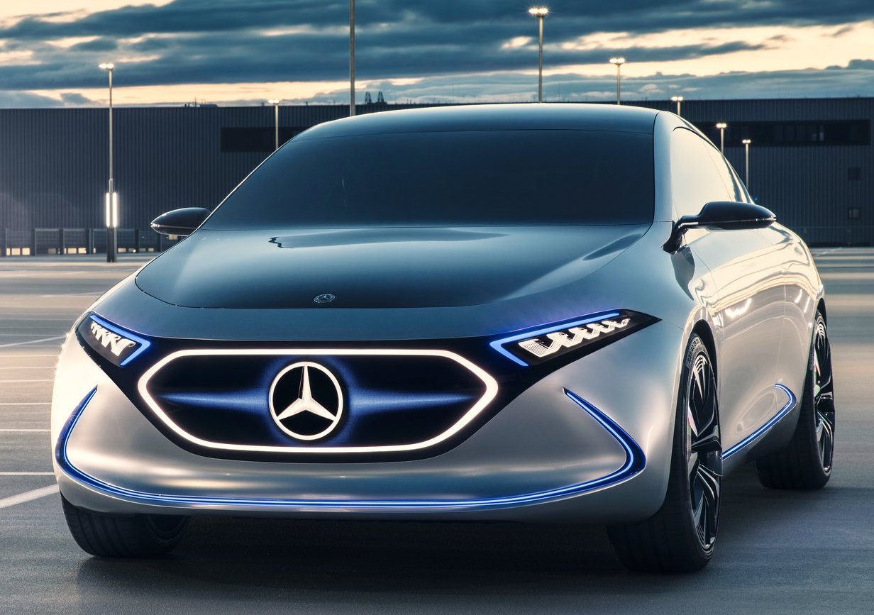 Asianauto.com » Mercedes-Benz EQA Concept will be a reality very soon
