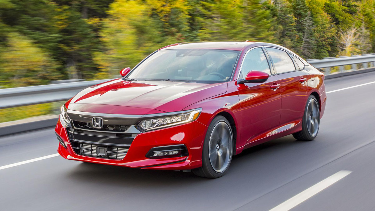 Hondas All New Accord Is A Winner In America