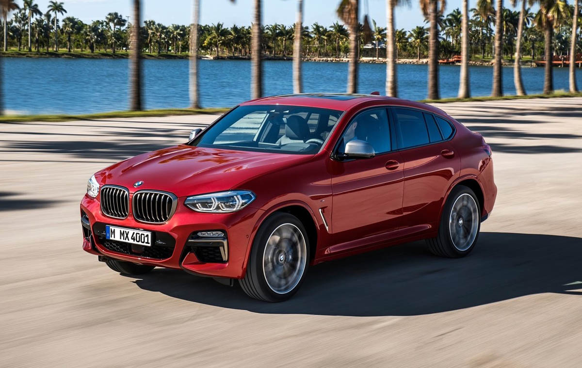 bmw x4 all new model unveiled with details. Black Bedroom Furniture Sets. Home Design Ideas