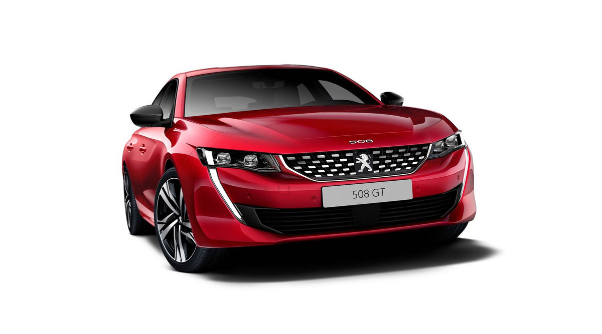 Asianauto Com 187 Peugeot 508 All New 2018 Model Unveiled
