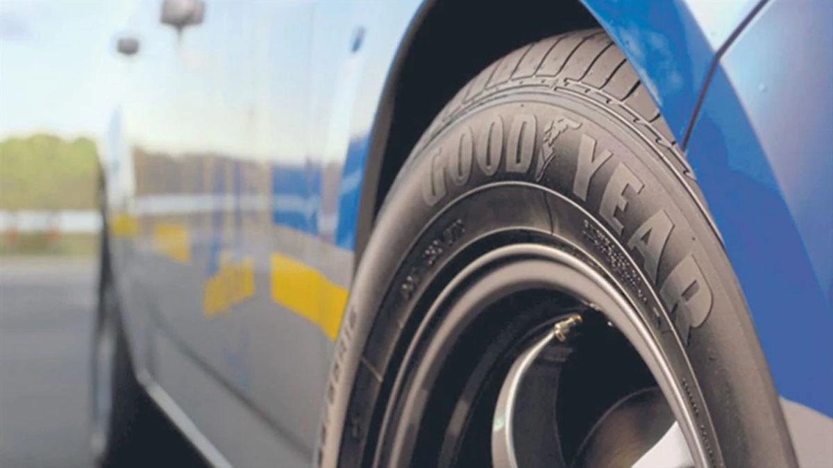 Goodyear Car >> Asianauto Com 4 Goodyear Tires Bought And Get Free Cabin Luggage