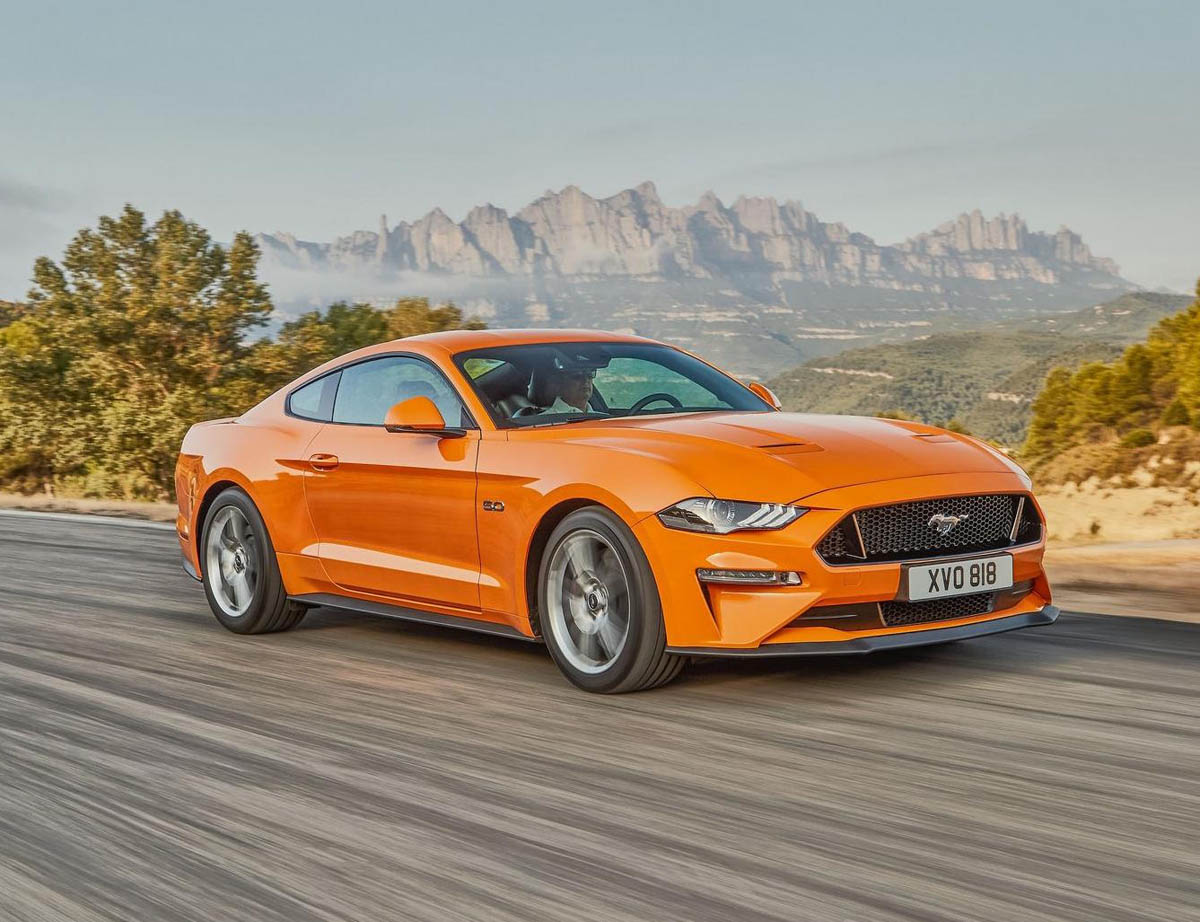Asianauto.com » Ford Mustang is the 2017 best-selling sports coupe ...