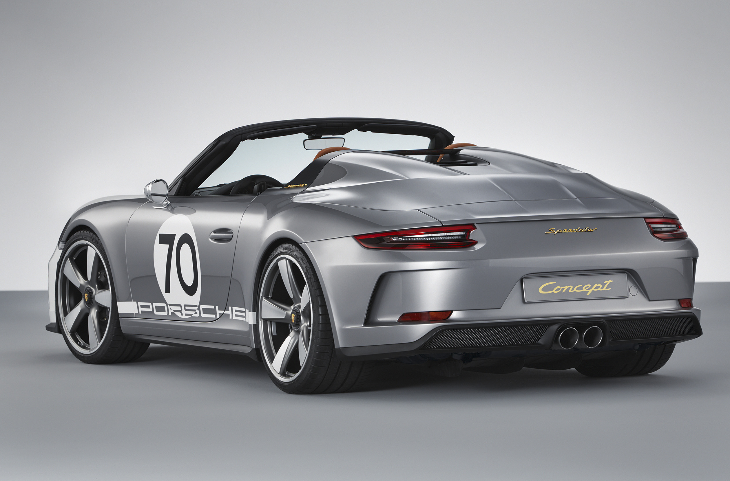 Asianauto Com 187 This Porsche 911 Speedster Concept Must Go Into Production