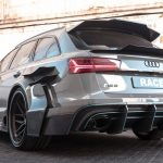 Asianauto com » Awesome Race Widebody Kit For Your RS6 Wagon